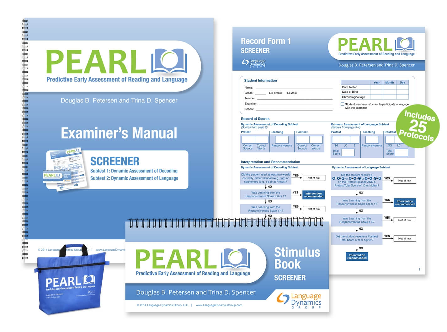 Pearl Dyslexia Test For Kids